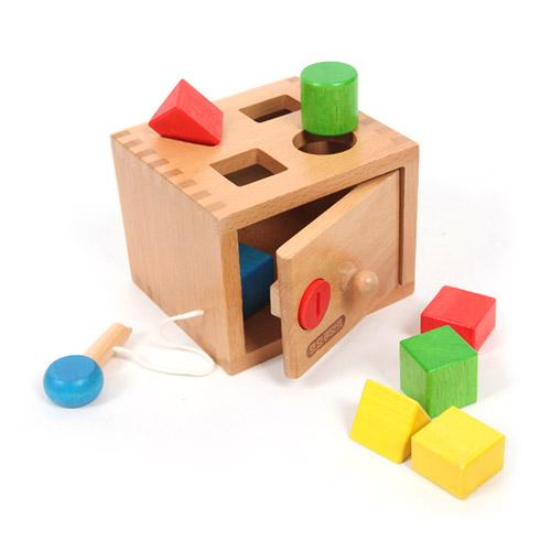 도형 블록 상자