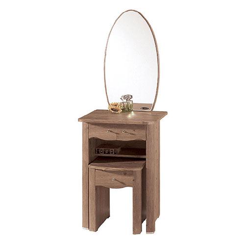 다오름 투게더 화장대 콘솔+거울[의자포함]
