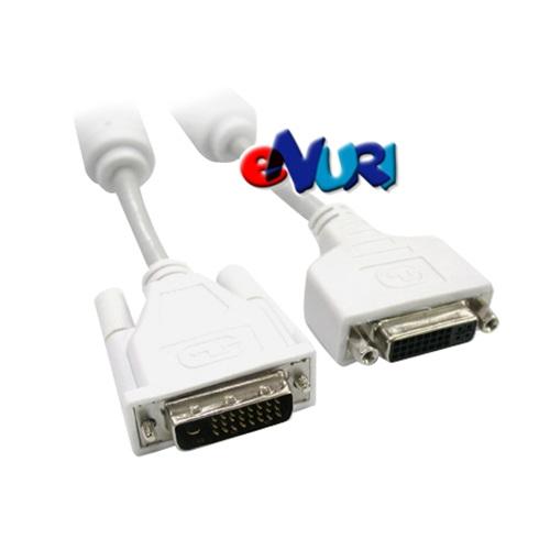 강원전자 NETmate DVI-D Dual 연장케이블[1.8m]