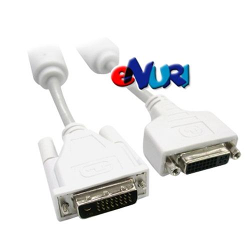 강원전자 NETmate DVI-D Dual 연장케이블[5m]