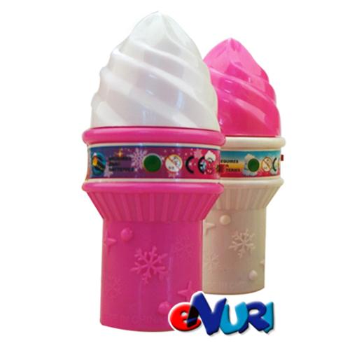 하트베어 아이스크림 미니 선풍기