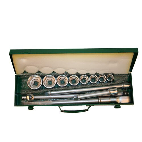 토네 소켓(복스)렌치 3/4인치 세트 200MS (12P)