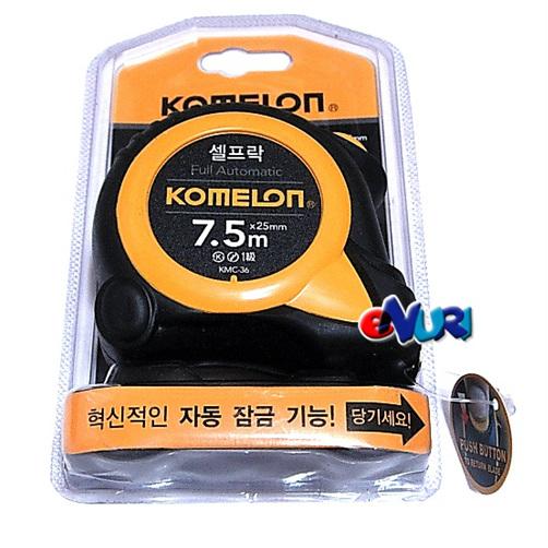 코메론 셀프락 KMC-36[7.5Mx25mm]