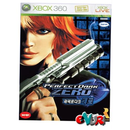 마이크로소프트 퍼펙트 다크제로 (XBOX360)