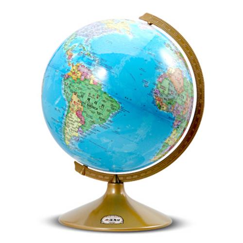 세계로 행정도 일반 지구본 (304-HCA)