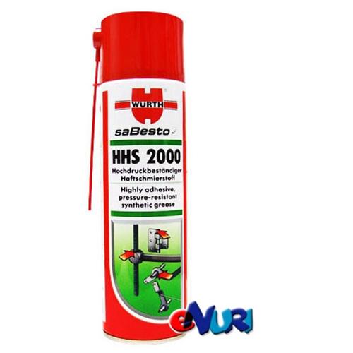 뷔르트 침투성 물그리스 HHS-2000 (500ml)