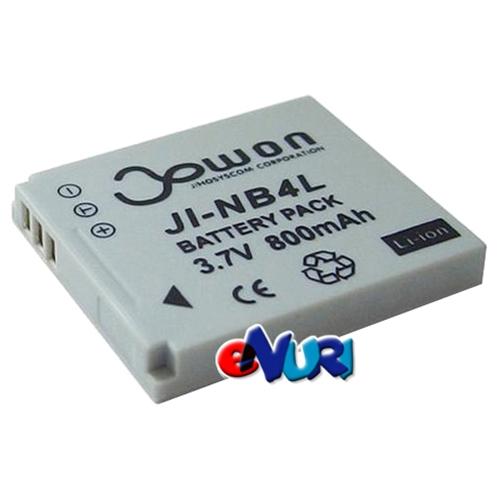 제이원 J1-NB4L 호환 배터리