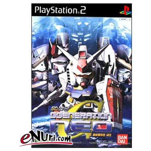 반다이남코 SD건담-G 제네레이션 네오 (PS2)