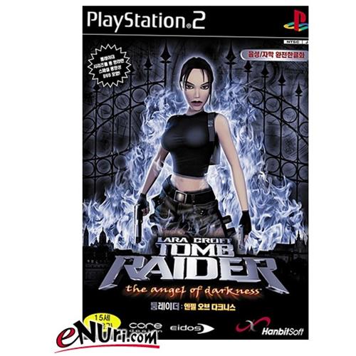 Eidos 툼레이더-엔젤 오브 다크니스 (PS2)