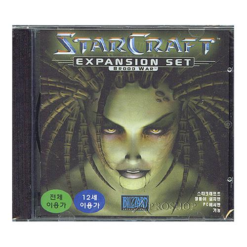 블리자드 스타크래프트-브루드 워 (PC)
