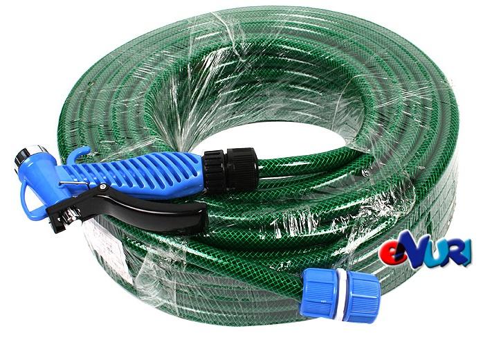 카라이프넷 PVC 초록호스[10m]