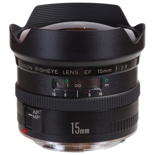 캐논 EF 15mm F2.8 Fisheye[병행수입]