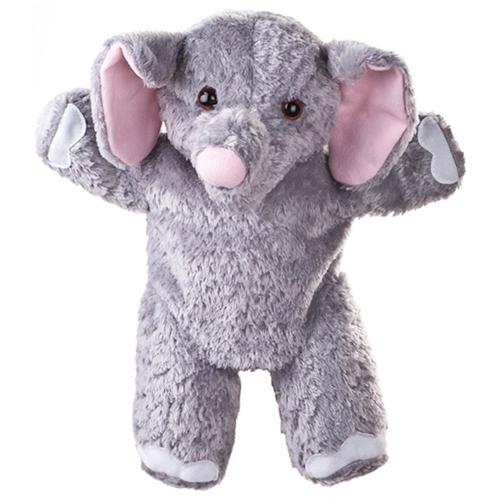 매직캐슬 손인형 코끼리
