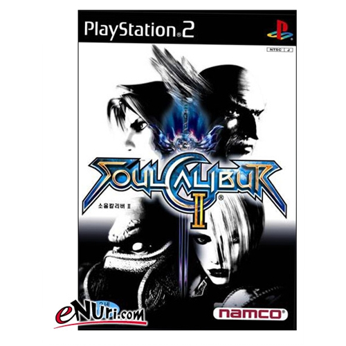 반다이남코 소울 칼리버2 (PS2)