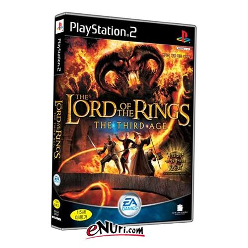 EA 반지의 제왕 써드 에이지 (PS2)