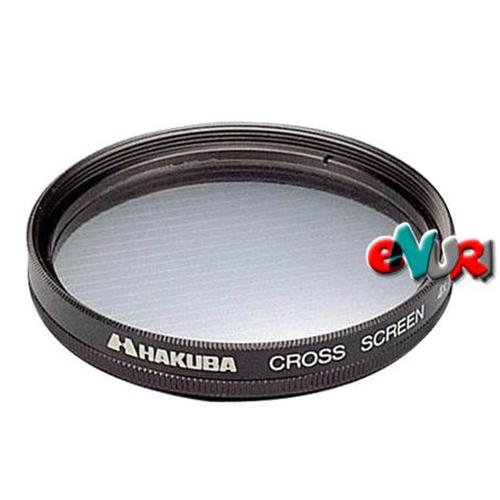 하쿠바 Cross필터 4X[49mm]