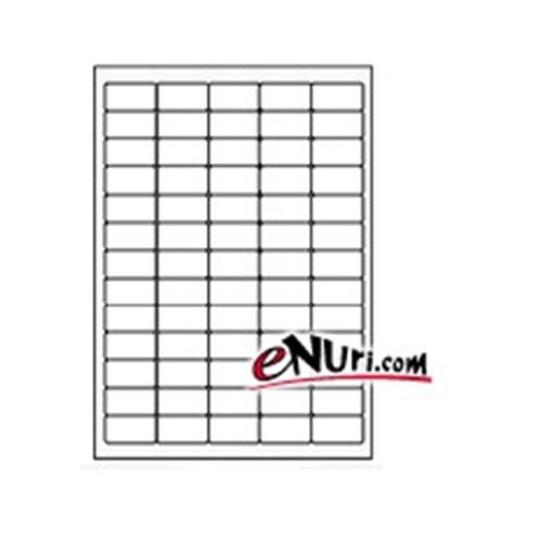 현대프린텍 애니라벨 반투명 라벨지 V3940[10매]