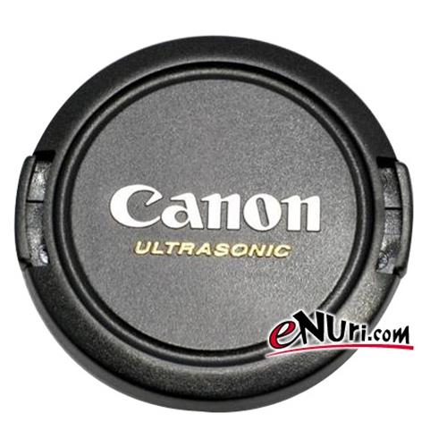 캐논 정품 렌즈캡(ULTRASONIC)[52mm]