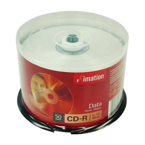 이메이션 CD-R 700M 52x[케이크50장]