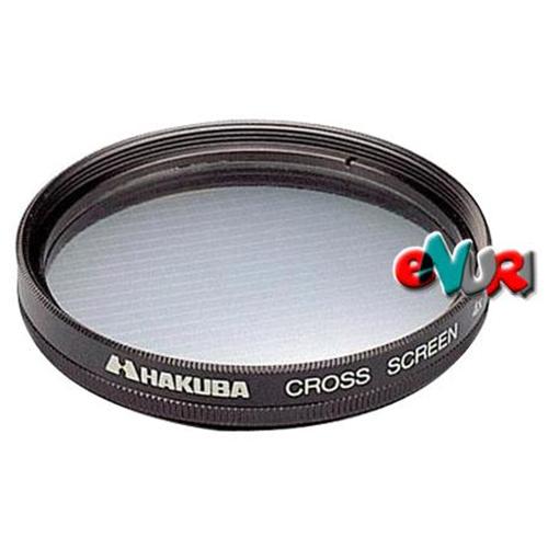 하쿠바 Cross필터 4X[55mm]