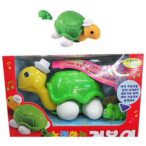 영실업 노래하는 거북이