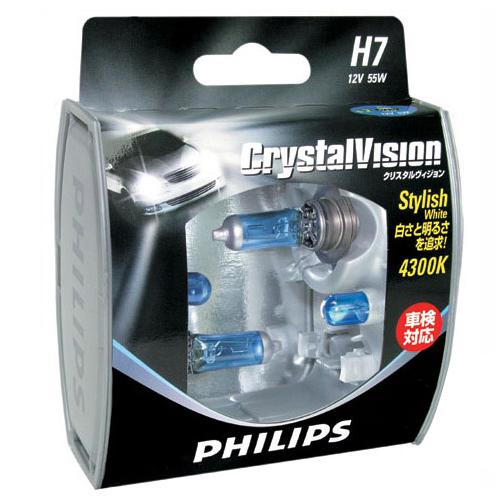 필립스 크리스탈 비전 4300K (2개)[규격선택]