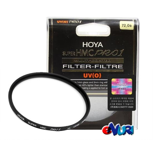 호야 Pro1 HMC Super UV필터[72mm]