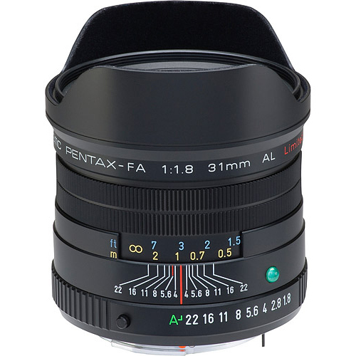 펜탁스 smc PENTAX FA 31mm F1.8 AL Limited[정품]