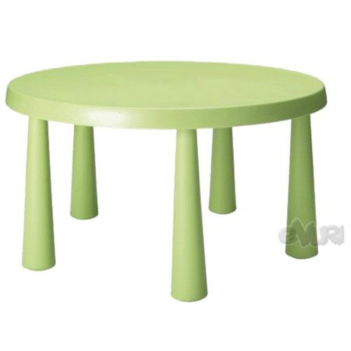 이케아 맘무트 원형 테이블