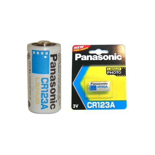 파나소닉 CR123A[2개]