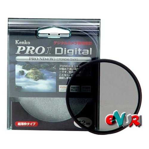 겐코 Pro1 D ND4 Wide필터[62mm]