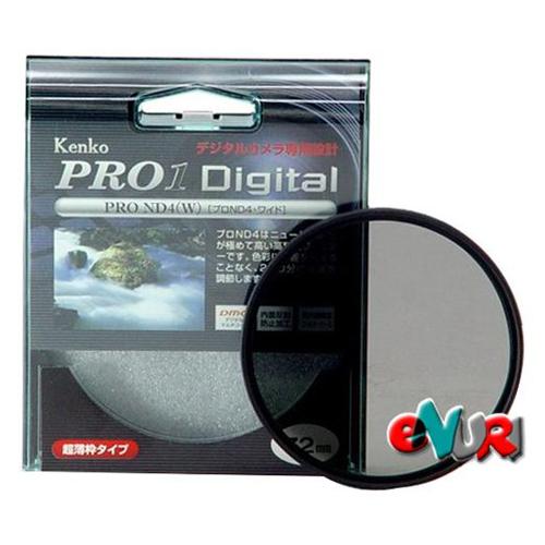 겐코 Pro1 D ND4 Wide필터[55mm]