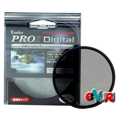 겐코 Pro1 D ND4 Wide필터[52mm]