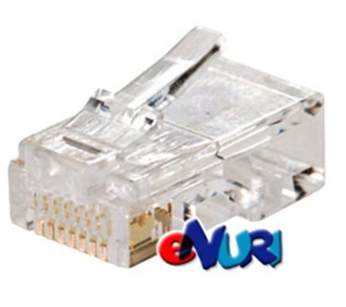 이지넷유비쿼터스 NEXT NEXT-RJ-45 커넥터(100개)