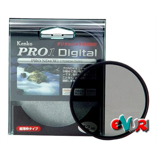 겐코 Pro1 D ND4 Wide필터[77mm]
