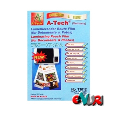 A-TECH 코팅필름 A3 100mic[100매]