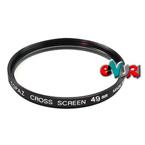 토파즈 Cross필터 4X[52mm]