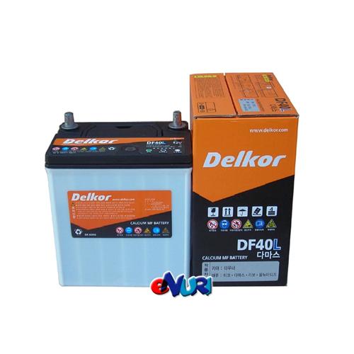 델코 DF40L[(미반납)폐배터리]