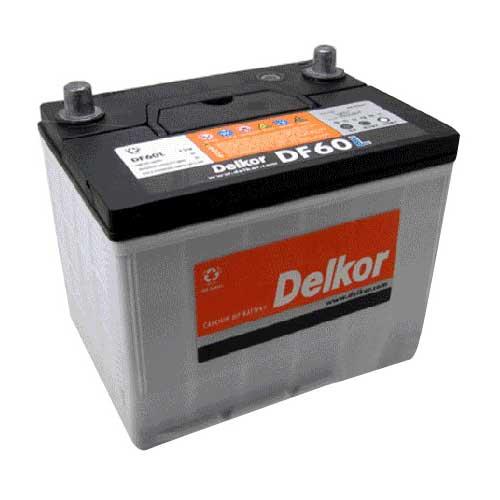 델코 DF60L[(미반납)폐배터리]