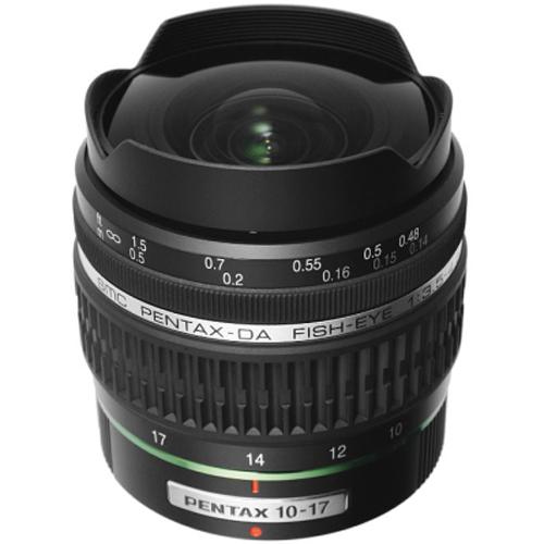 펜탁스 smc PENTAX DA FISH-EYE 10-17mm F3.5-4.5 ED IF[병행수입]