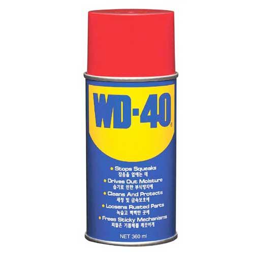 벡스 다목적 방청윤활제 WD-40[450ml x 1개]
