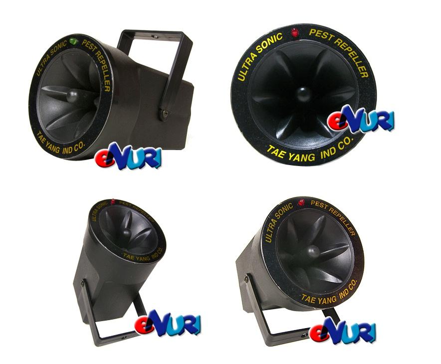EcQ UltraSonic Pest Repeller(스피커형) 초음파 해충퇴치기
