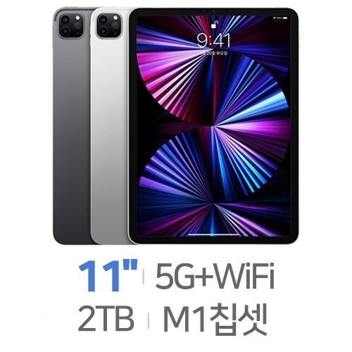 Apple 아이패드 프로 3세대 11 Cellular 2TB[해외쇼핑]