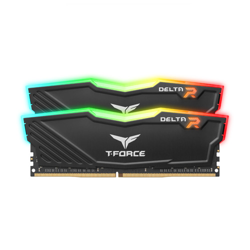 TeamGroup T-Force DDR4 PC4-25600 CL16 Delta RGB 서린[32G(16Gx2개)]