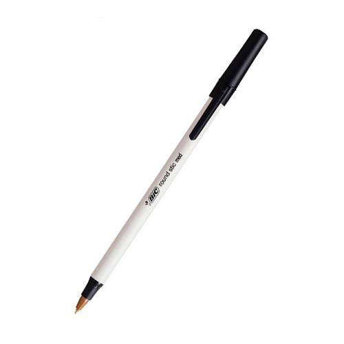 BIC 라운드스틱펜 1mm[1개]