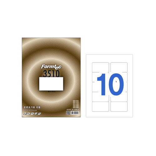 한국폼텍 LS-3510[100매]