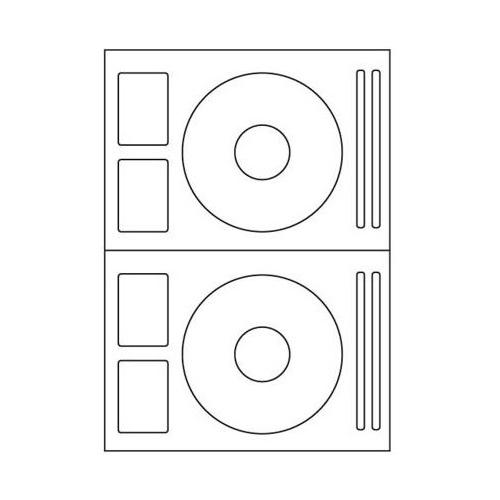 현대프린텍 애니라벨 V3771[20매]