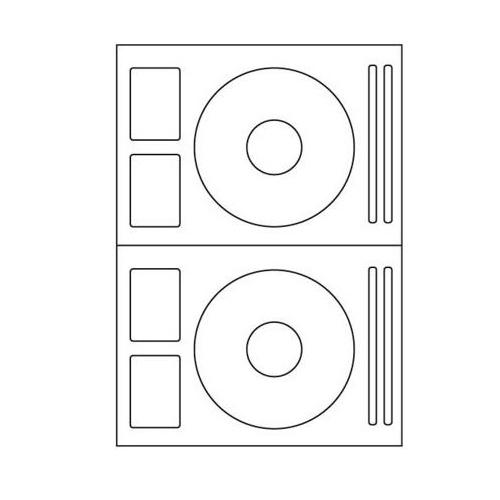 현대프린텍 애니라벨 V3773[10매]