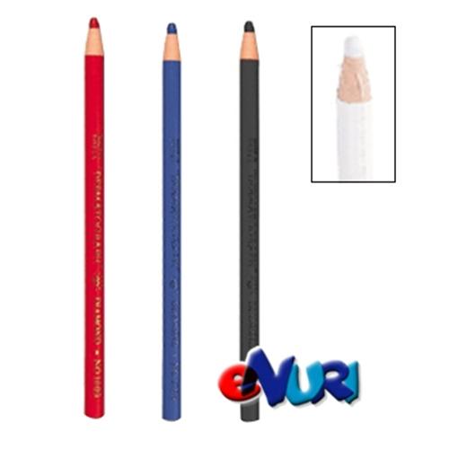 보성화학 유리용 색연필[색상선택, 12개]