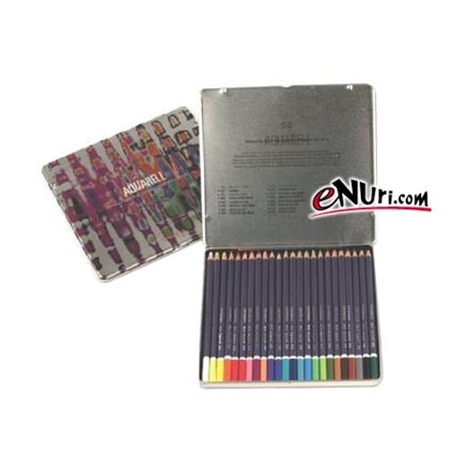세르지오 수채색연필[24색]